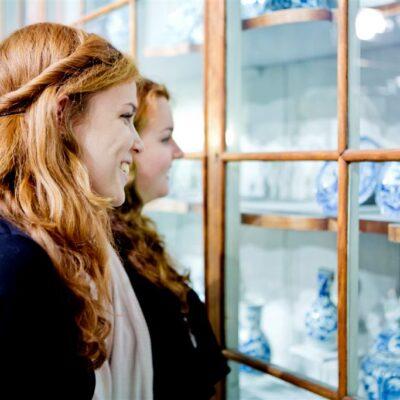 Bezoek Royal Delft