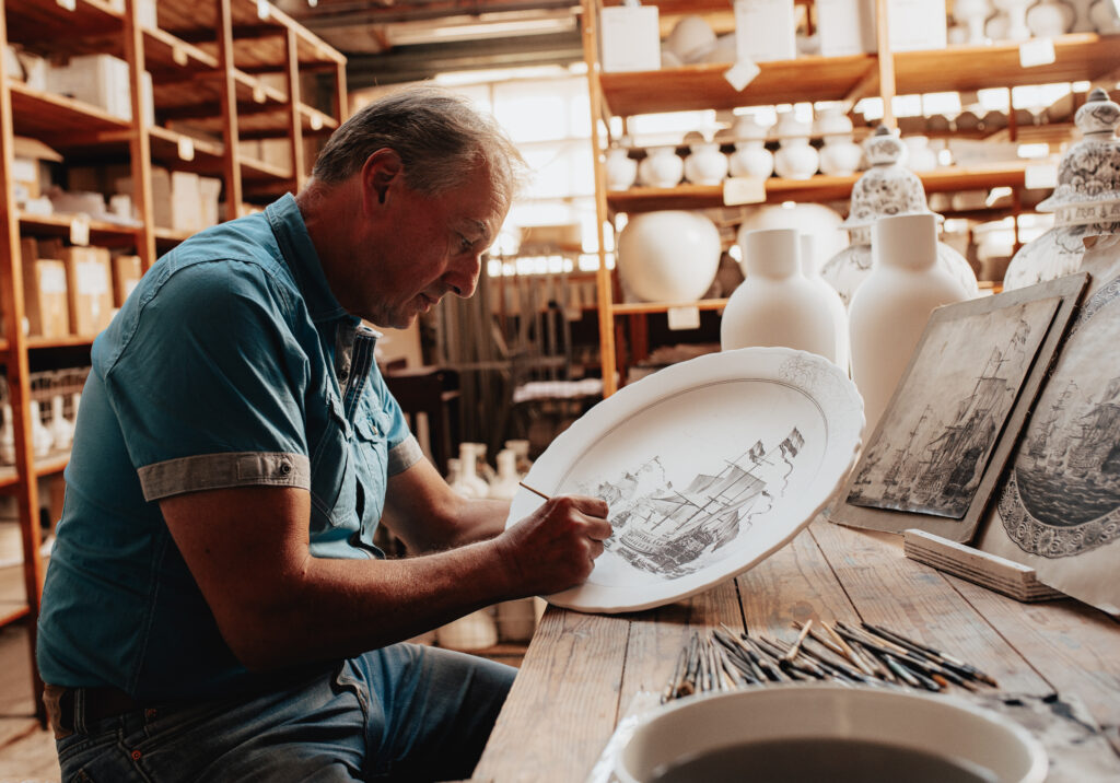 Ontmoet de makers van Delfts Blauw
